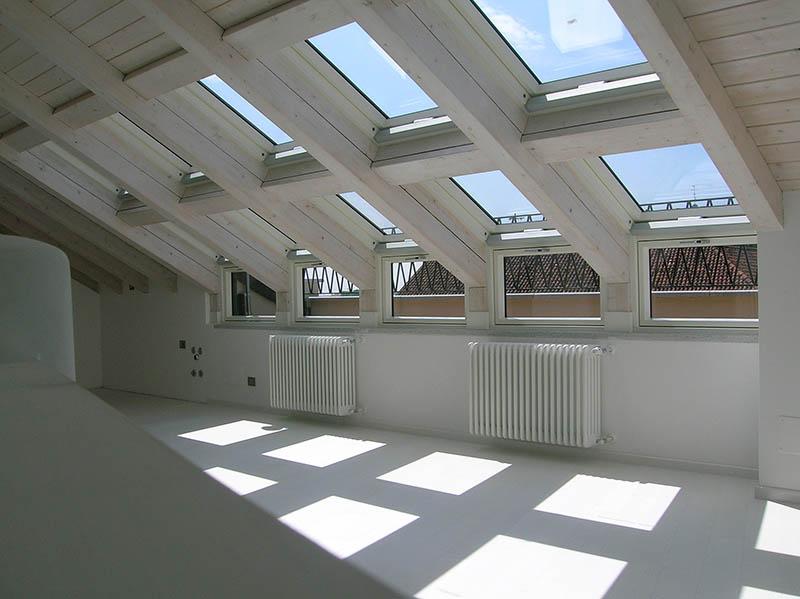 Galleria elettrolux di perrone g - Finestre da tetto ...